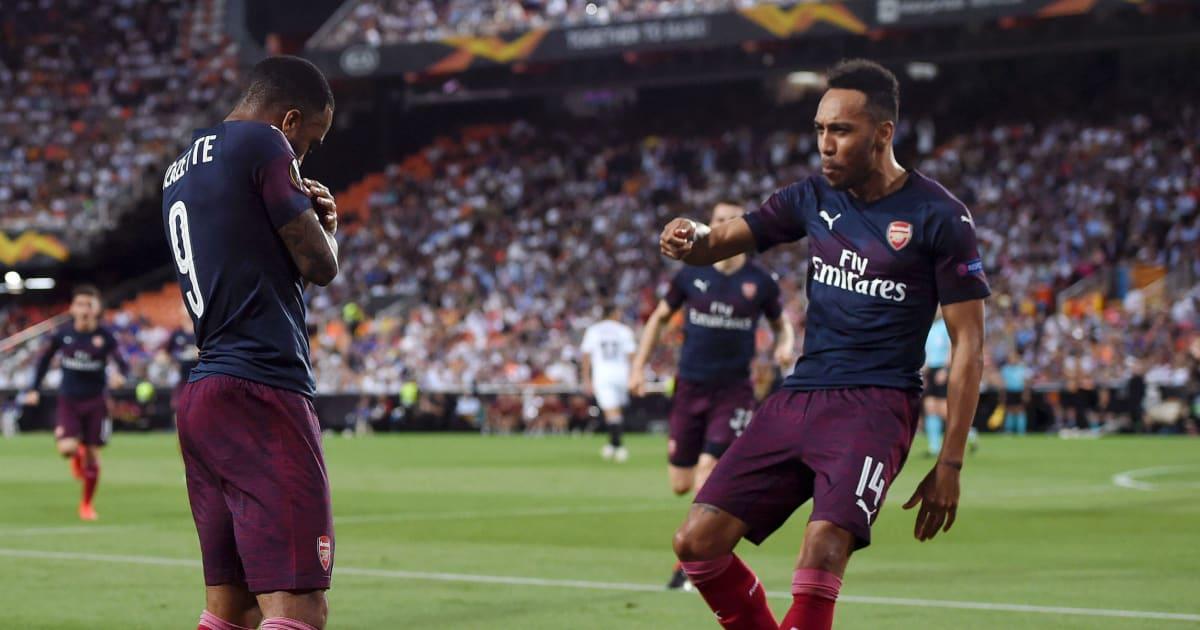 VIDEO: GOL! Aubameyang Samakan Kedudukan! Valencia 1-1 ...