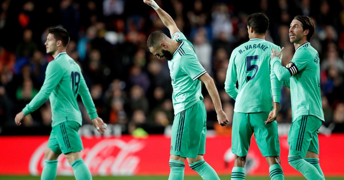 Real Madrid v Getafe - as it happened - BeSoccer  |Real Madrid-getafe