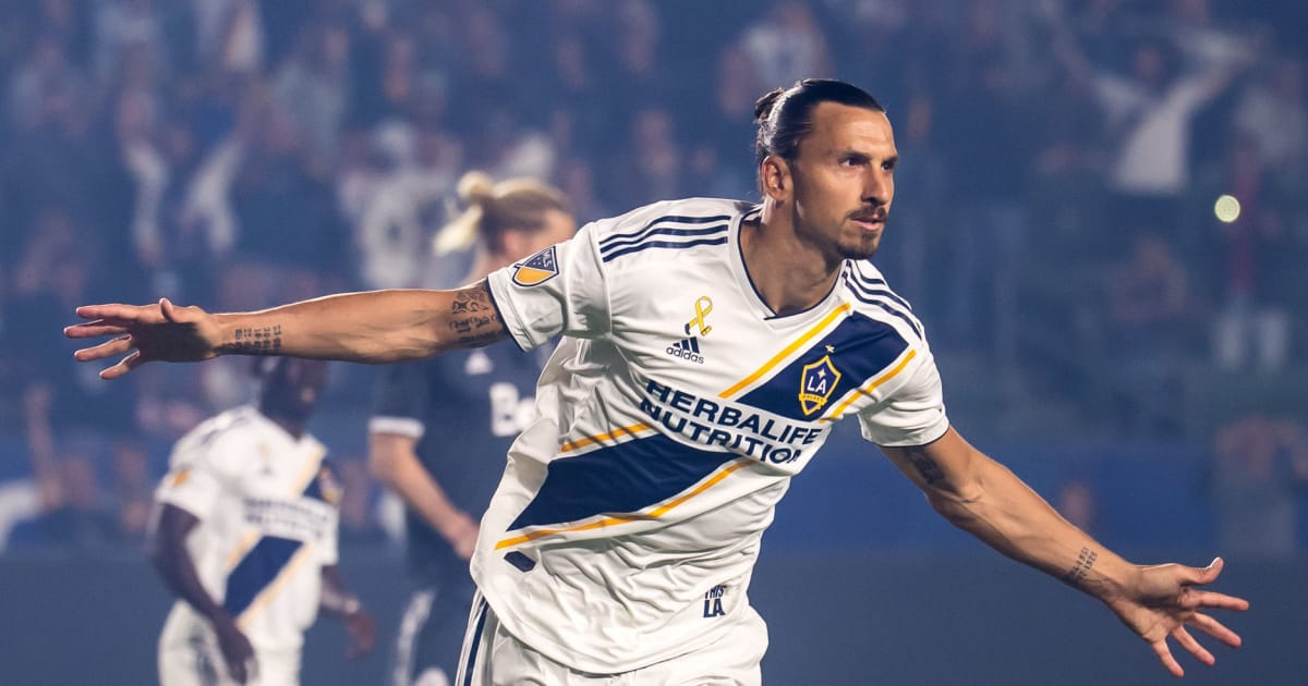 la galaxy confirm the resigning of ac milan target zlatan