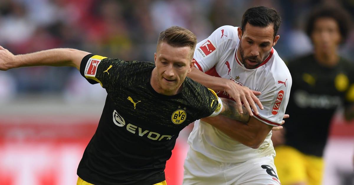 Live Stream Stuttgart Dortmund