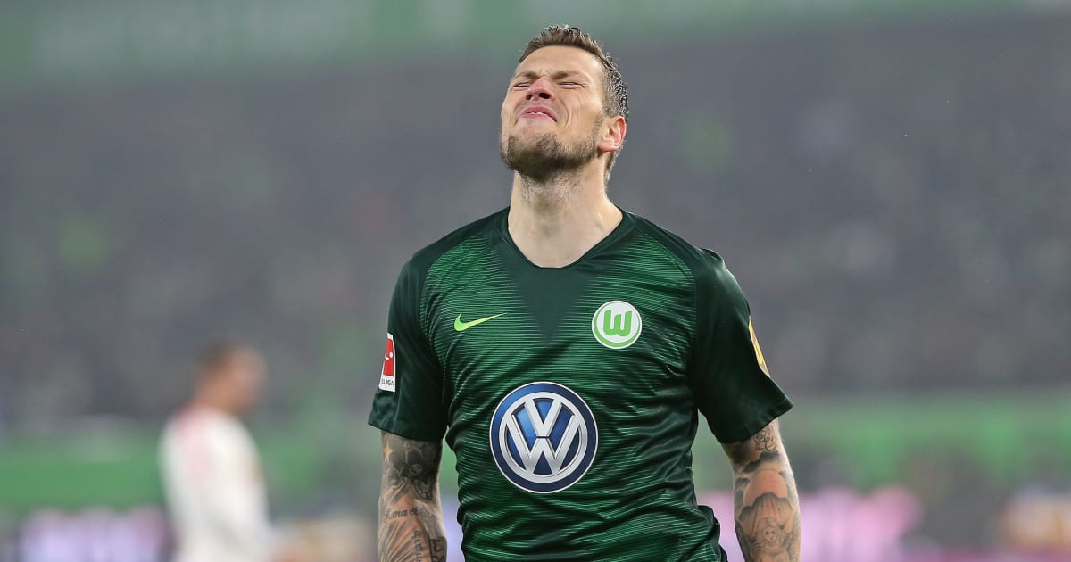 VfL Wolfsburg: Ginczek fehlt wochenlang