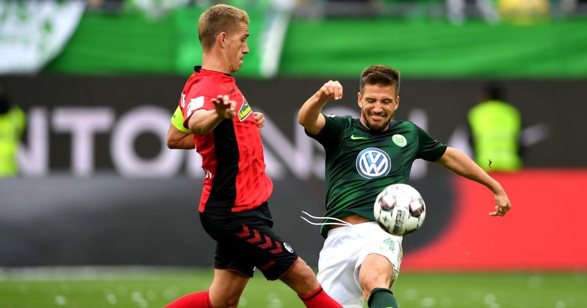 Wolfsburg Gegen Freiburg