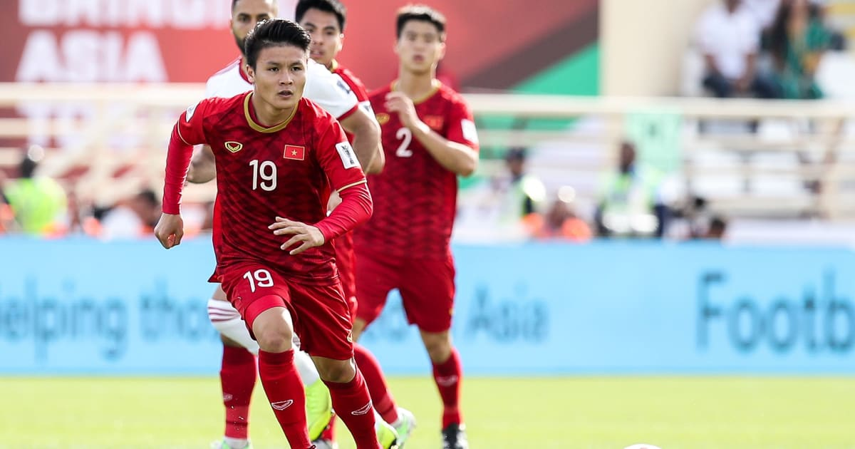 Nếu vào vòng 1/8 Asian Cup, Việt Nam sẽ có cơ hội đi sâu nữa
