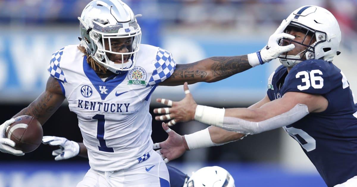 Citrus Bowl Win Cements 2018 Wildcats as Best Kentucky ...