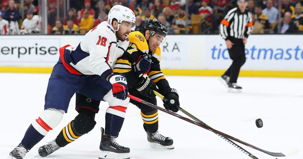 NHL Live Stream Reddit for Capitals vs Bruins | 12upBruins Reddit