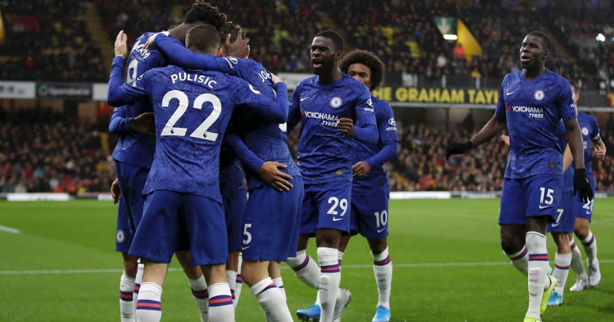 Chelsea Equal 30-Year-Old Club Record With Stylish Win ...