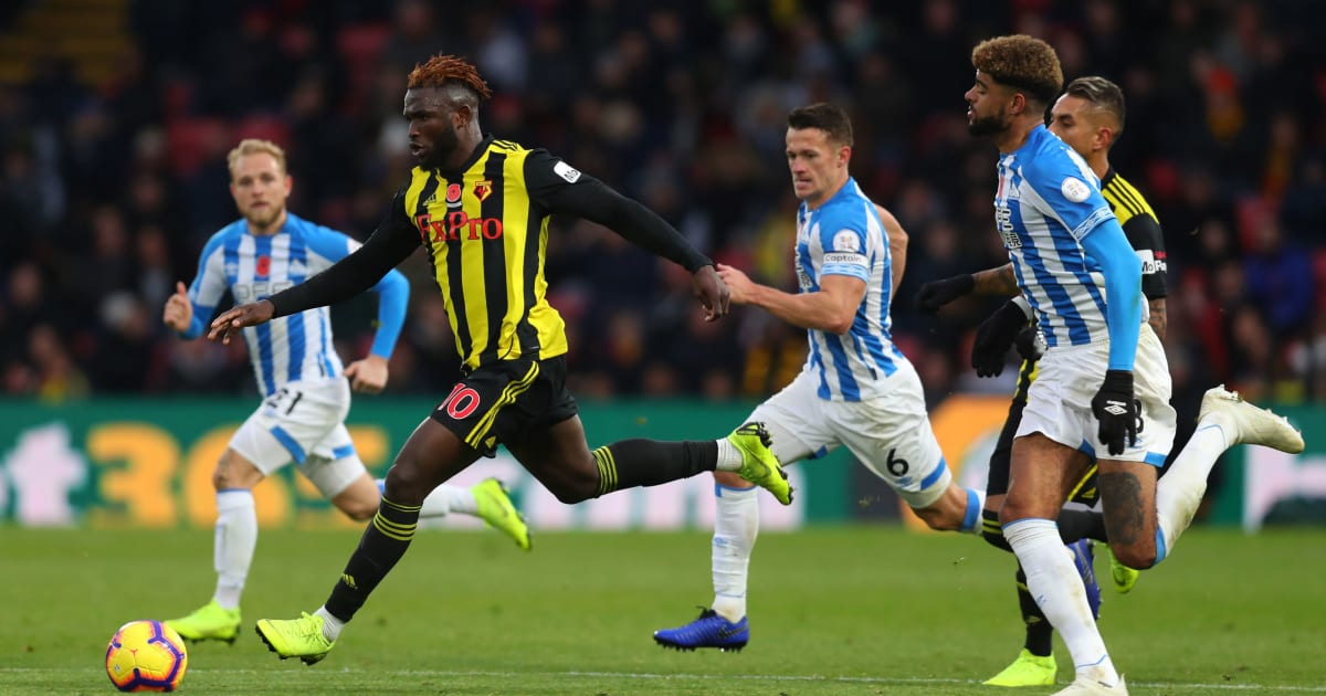 Huddersfield vs Watford Preview: Where to Watch, Live Stream, Kick Off Time & Team News
