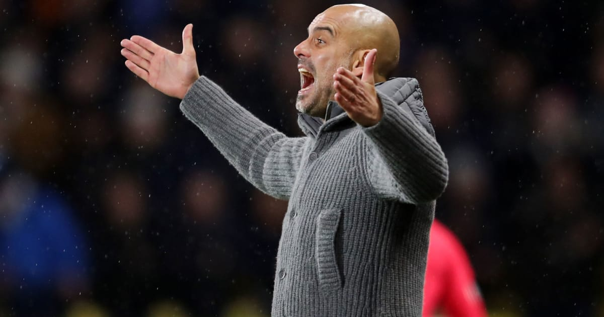 Pep Guardiola Makes a Surprise Admission Following Liverpool's Table Topping Win
