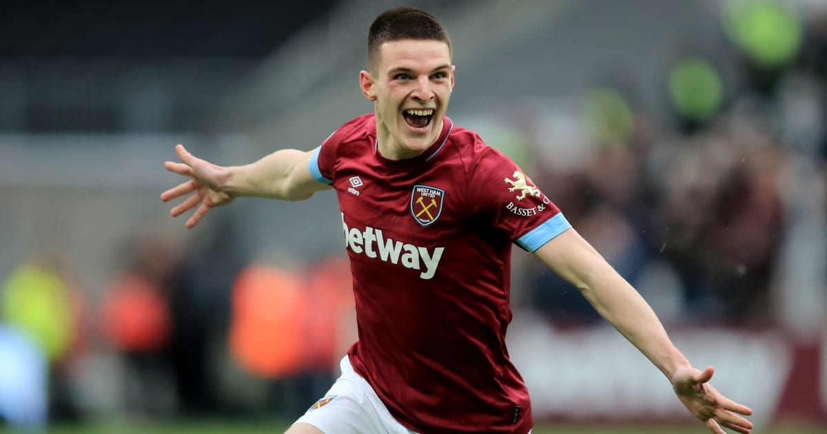 Chelsea Legend Had 'Major Influence' on Declan Rice England Decision as Controversy Rumbles