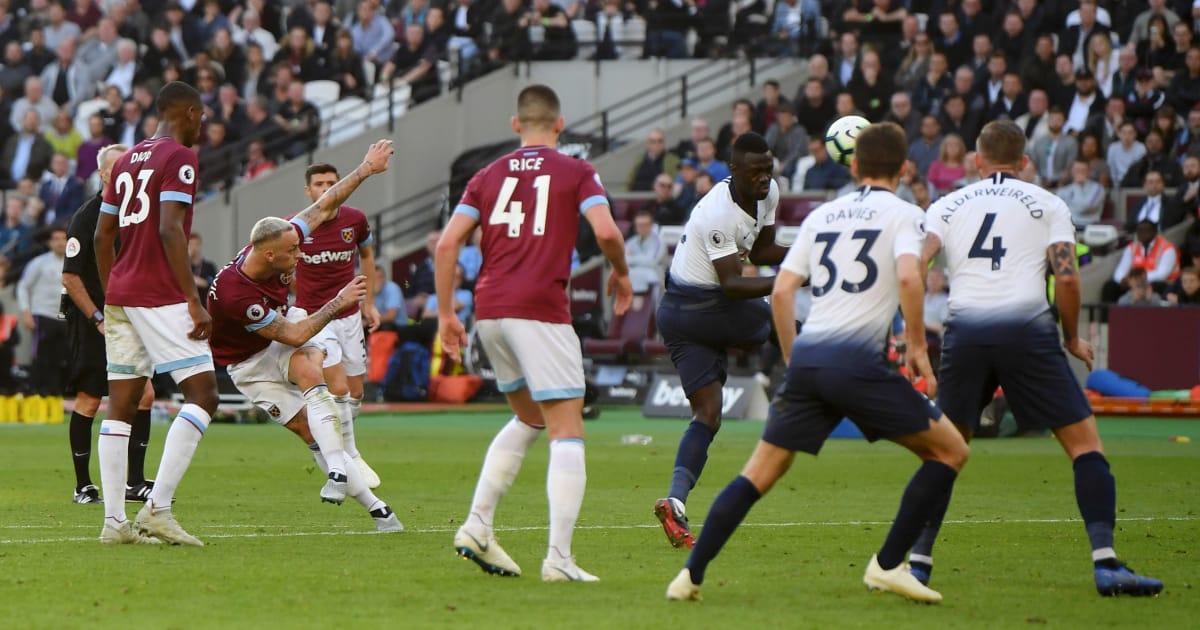 Tottenham West Ham