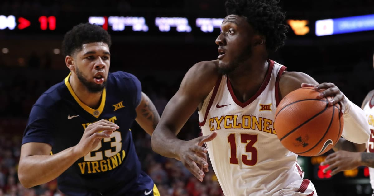 West Virginia vs Iowa State College Basketball Betting ...
