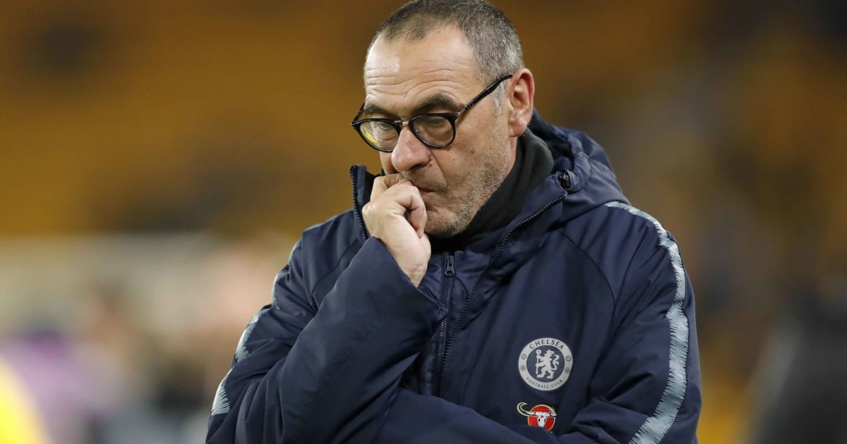 Maurizio Sarri Confirms Which 8 Chelsea Players Will Miss Europa Clash in Hungary