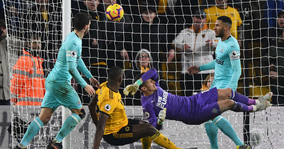 Wolves Vs Newcastle: Wolves 1-1 Newcastle: Report, Ratings & Reaction As Last