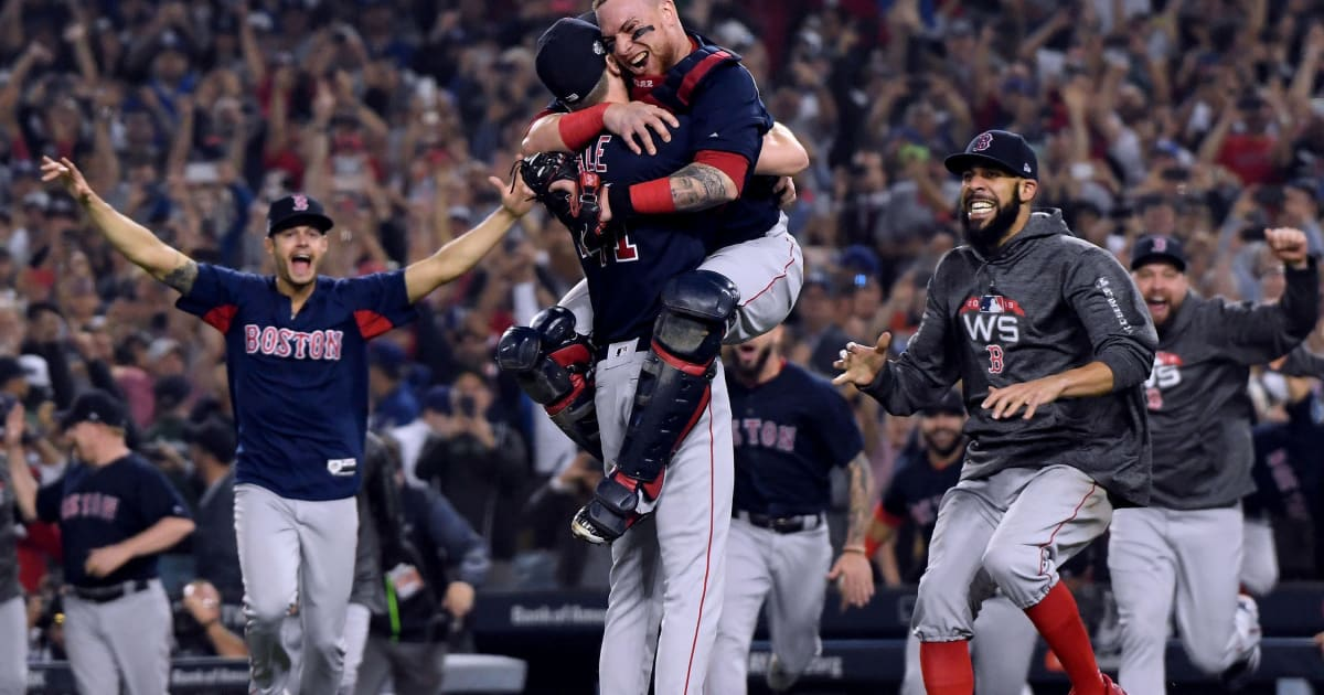 Predictions for 2019 MLB Division Winners