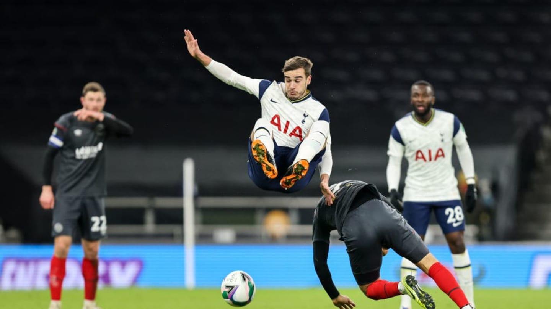 Tottenham 2-0 Brentford: Player ratings as Spurs book ...
