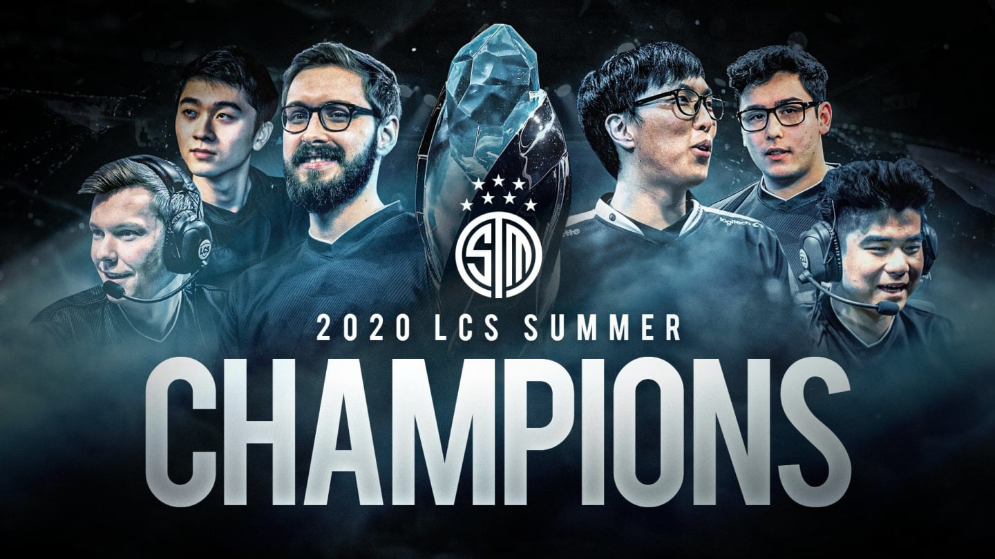 Team SoloMid Wins LCS Summer Playoffs Over FlyQuest - cover