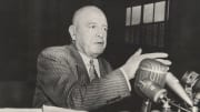 Harry J. Anslinger: racist, opportunist, liar, and the father of the war on drugs.