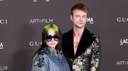 LOS ANGELES, CALIFORNIA - NOVEMBER 02: Billie Eilish and Finneas Eilish attend the 2019 LACMA Art + Film Gala at LACMA on November 02, 2019 in Los Angeles, California. (Photo by Taylor Hill/Getty Images)