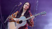 AUSTIN, TEXAS - OCTOBER 13:  Kacey Musgraves performs in concert during week two of the ACL Music Festival at Zilker Park on October 13, 2019 in Austin, Texas.  (Photo by Gary Miller/Getty Images)
