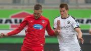 1. FC Heidenheim 1846 v SV Sandhausen - Second Bundesliga