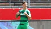 David Raum spielt eine überragende Saison bei Greuther Fürth