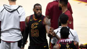 LeBron James led the Cleveland Cavaliers to an unlikely victory in the NBA Finals against the Golden State Warriors