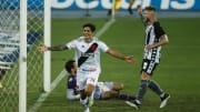 Vasco triunfou diante do Botafogo no primeiro jogo da final da Taça Rio.