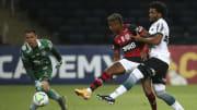 Flamengo e Coritiba se enfrentam pela partida de volta da Terceira Fase da Copa do Brasil.