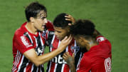 2020 Brasileirao Series A: Santos v Sao Paulo Play Behind Closed Doors Amidst the Coronavirus (COVID