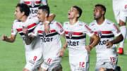 2020 Brasileirao Series A: Sao Paulo v Coritiba Play Behind Closed Doors Amidst the Coronavirus
