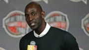 Kevin Garnett at the 2020 NBA All-Star, Naismith Hall Of Fame Announcement