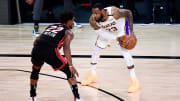 Heat y Lakers se enfrentan por primera vez desde Las Finales de la NBA de 2020