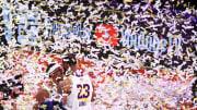 LeBron James, Rajon Rondo