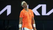 Nadal se quedó fuera de las semifinales del torneo australiano