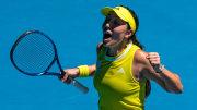 Jessica Pegula le ganó por primera vez en su carrera a una de las primeras 10 del ranking