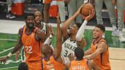 Milwaukee Bucks vs Phoenix Suns prediction and pick for NBA Finals Game 5.
