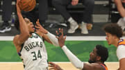 Who won game 5 of the NBA Finals: Bucks vs Suns score and result last night.