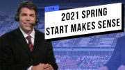 Chris Fowler passed along a pretty sound idea about how to begin the next college football season.