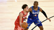 Trae Young, Chris Paul