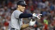 Top 10 New York Yankees fantasy baseball team names for the 2021 MLB season.