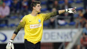 Thibaut Courtois debutó en Primera División con el Genk de Bélgica