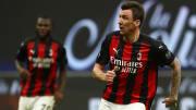 Mario Mandzukic has returned to Italy on a free transfer