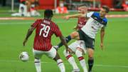 AC Milan v Atalanta Bergamo