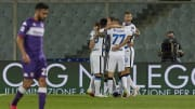 It was a tough night for Inter