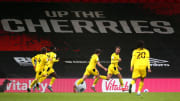Barnsley picked up a massive three points at play-off rivals Bournemouth
