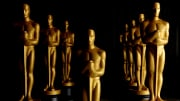 Academy Of Motion Picture Arts And Sciences' Oscar Statue Painting