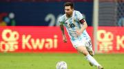 Messi tem o overall mais alto do FIFA 21 | Argentina v Paraguay: Group A - Copa America Brazil 2021