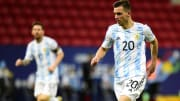Argentina vs Paraguay prediction and odds for Copa America match.