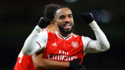 Mikel Arteta may have a decision to make on Alexandre Lacazette's future.