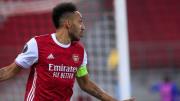 Pierre-Emerick Aubameyang veut mener Arsenal au titre en Europa League.